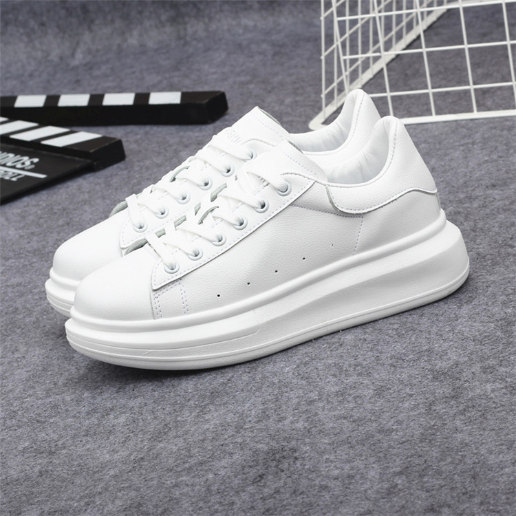 New Fashion Vulcanize Shoes Trainers Women Sneakers Casual Shoes Basket Femme PU Leather Tenis Feminino Zapatos Mujer Plataforma 76