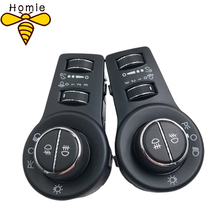 Free Shipping! High Quality Headlight switch For Jeep Cherokee
