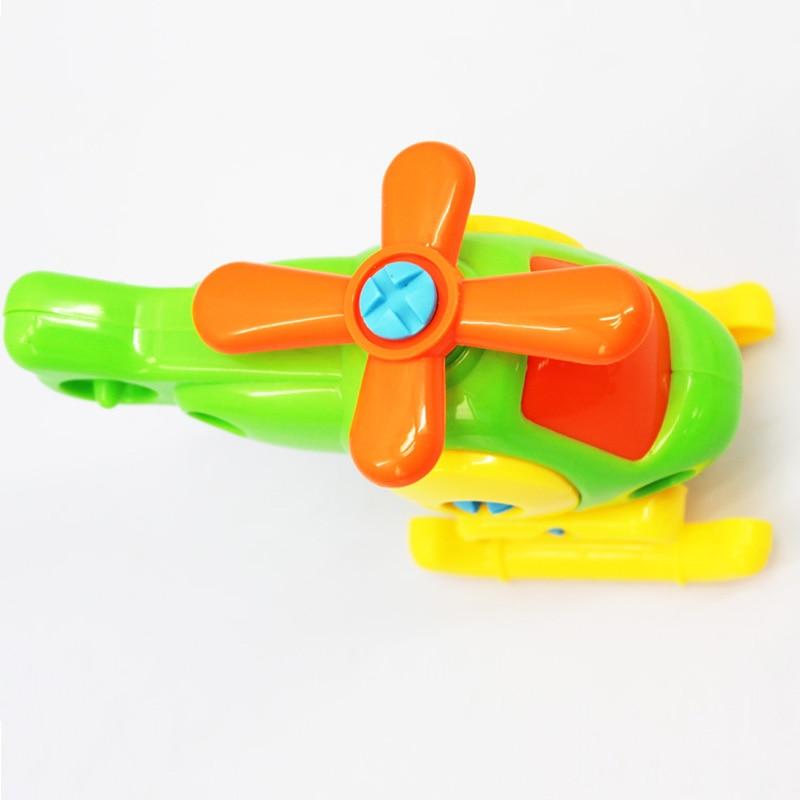 Kids Baby Early Learning Pussel Leksaker Leksaker Flygplan Kids - Spel och pussel - Foto 4