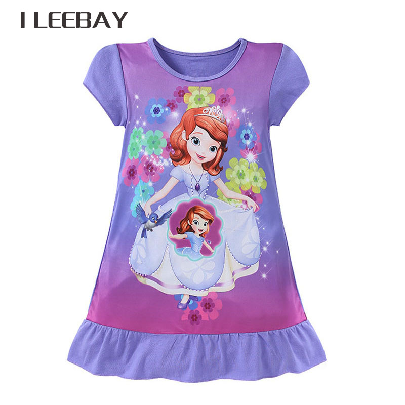 musim panas anak gadis baju tidur pakaian bayi mermaid putri salju