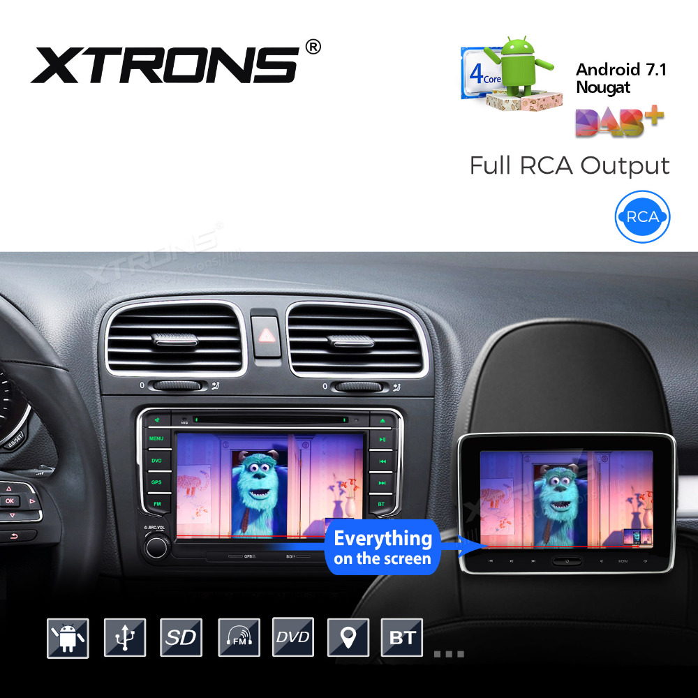 Xtrons 7\ Android 71 Car Dvd Player Radio Gps For Vw Volkswagen Eos Rhaliexpress: Vw Eos Radio Gps At Gmaili.net