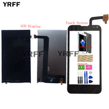 4.5'' Mobile Phone LCD Display For Fly IQ4415 IQ 4415 LCD Di
