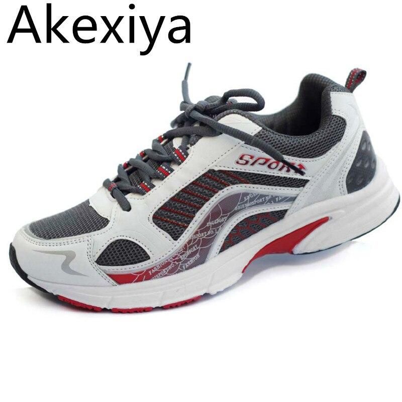 Akexiya caliente de alta calidad 2017 de los hombres zapatos casuales hombres za
