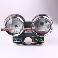 GZYF For KAWASAKI ZRX 400 2001 2008 Speedometer Tachometer tacho gauge Instruments Case Cover