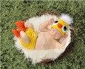 Newborn fotografía atrezzo bebé apoyos accesorios voor fotografie fotografie bebé cap hat para niños beanie baby baby cocoon 2017