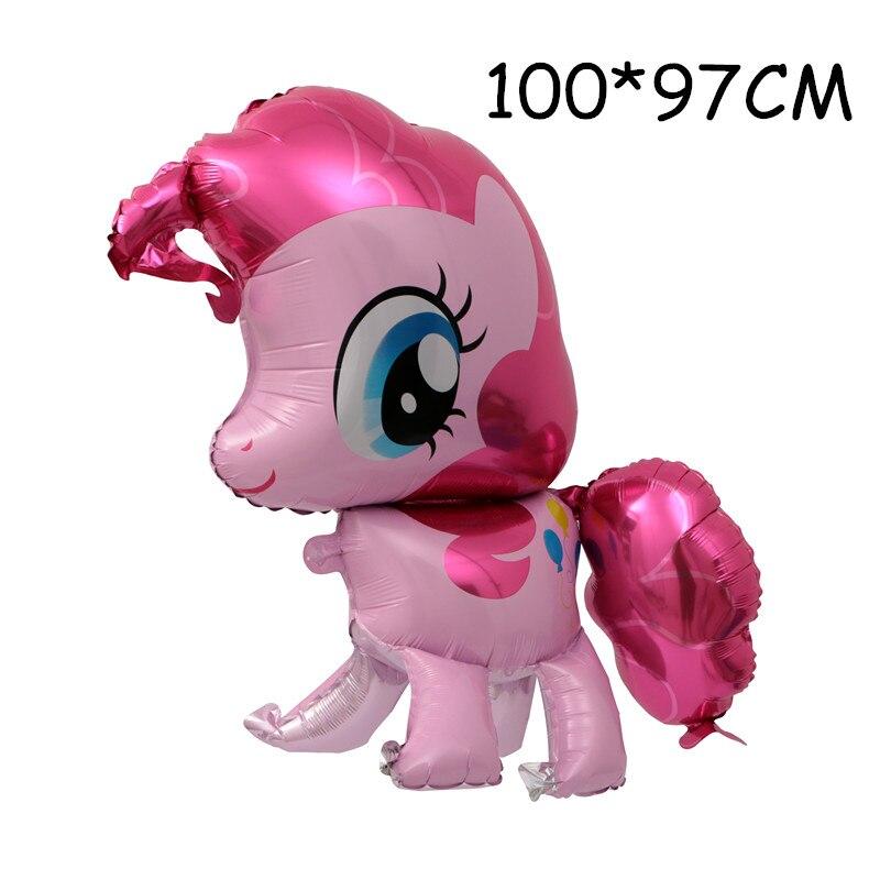 50pcs-100-97CM-Pink-Unicorn-Horse-Foil-Balloon-Horse-Helium-Ballon-Kid-Toys-Wedding-Birthday-Animal