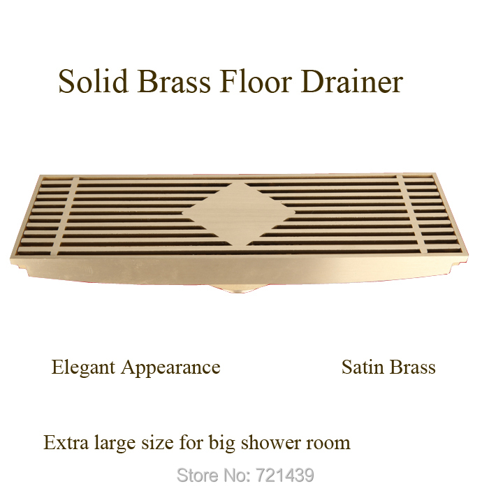 Free shipping solid brass automatic sealed floor drain anti-odor drain deodorization ground drainer odor-proof drain FD011 free shipping high quality brass floor drain anti odor anti water backing anti virus chrome plated surface diameter is 40mm
