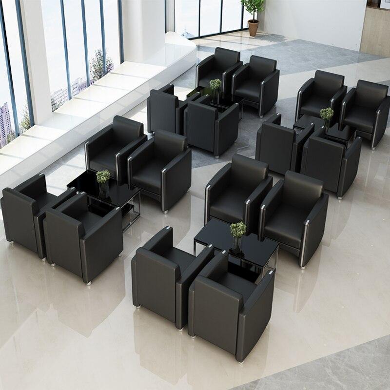 Louis Fashion Office Sofa Simple