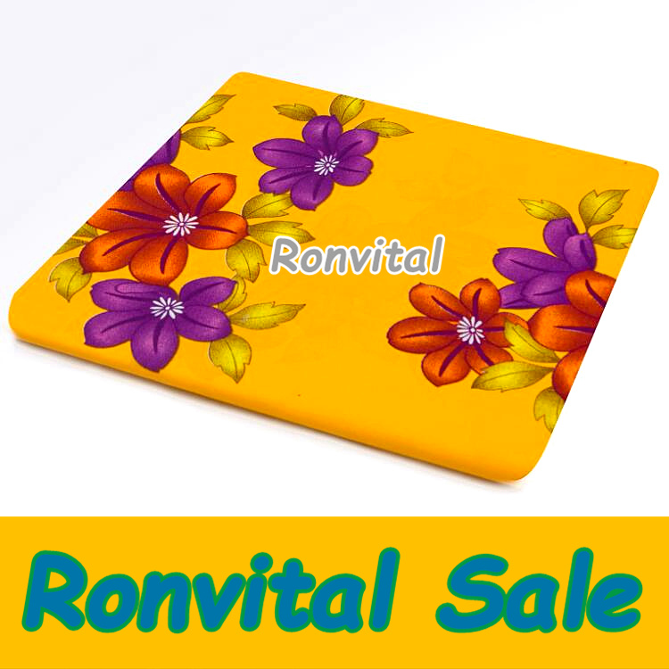 RONVITAL SALE 100 COTTON PRINT FABRIC VERY SOFT WOVEN FABRIC 6YARDS PCS GOOD QUALITY BUY ONE