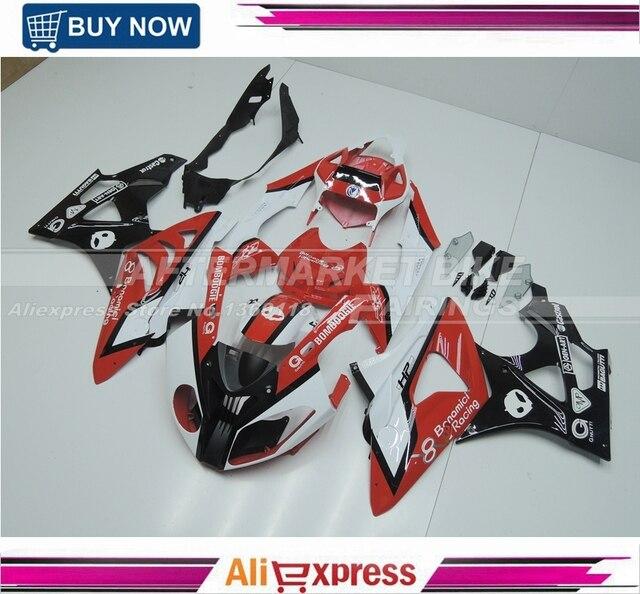 Custom Design Body Parts For Bmw S1000rr Fairing Kits S1000rr