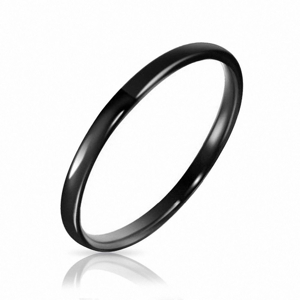 kim artisan studio silver bands band s tungsten products galaxy domed with the meteorite inlay