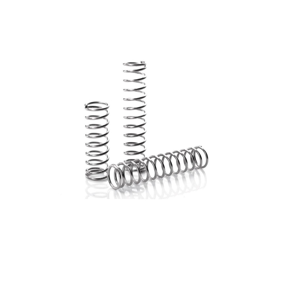 Compression Springs Us 2 59 10pcs Stainless Steel Compression Spring Non Corrosive Tension Spring Surface Passivated Extension Springs In Springs From Home Improvement
