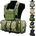 Chaqueta de Camuflaje Del Arbolado Caza chaleco táctico Militar chaleco de seguridad Ropa ropa equipo Militar juego de Guerra de airsoft