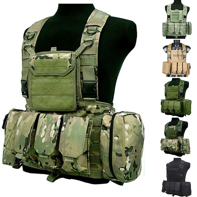 Tactical vest Military jacket Woodland Camouflage Hunting safety vest Clothing War game clothes Military equipment airsoft tactical vest clothing security protective clothing for training clothes
