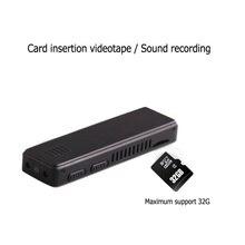 Novo Mini 480 P Mini Câmera HD DVR Vídeo De Webcam DV Esportes de Ação de Visão Noturna Gravador De Vídeo Micro Câmera De Gravação