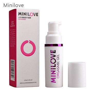 Genuine Minilove lubricant Orgasmic Gel aphrodisiac for Women, Love Climax Spray, Enhance Female Libido, sex vagina tighten oil