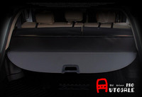 Beautiful and pract Fabric Rear Trunk Security Shield Cargo Cover Black For Toyota RAV4 RAV 4 2006 2007 2008 2009 2010 2011 2012