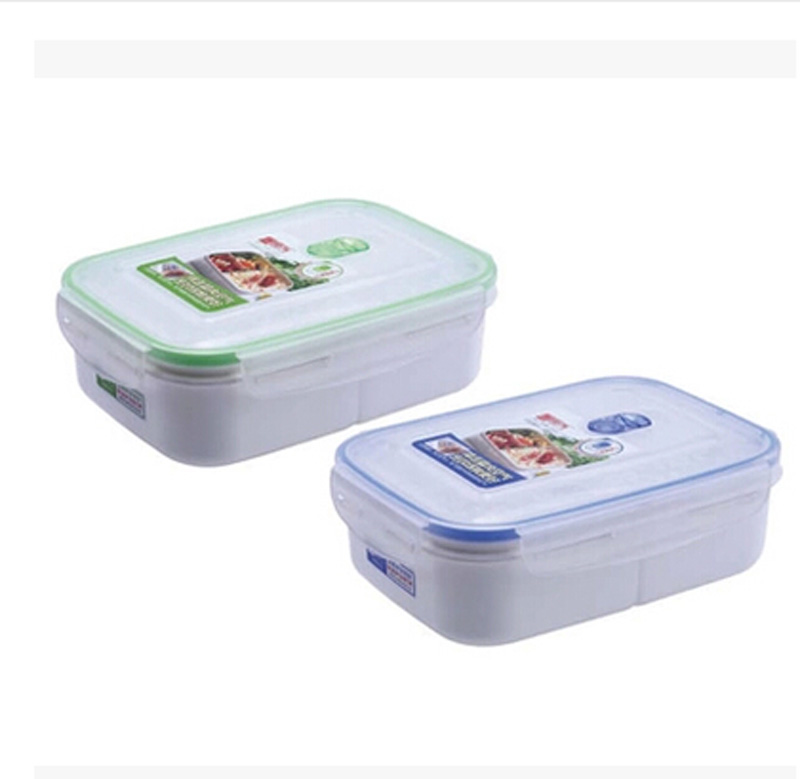 New Plastic Lancheira Student Cartoon Cute Bento Lunch Box ...