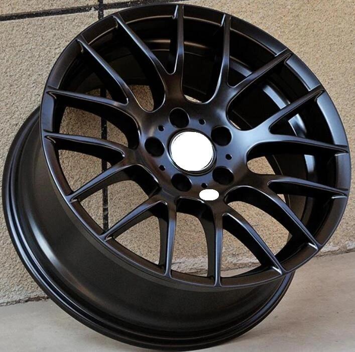 All Black 18 Inch 18x8 0 18x9 0 5x120 Car Alloy Wheel Rims Fit For Bmw 1 3 5 7 Series Wheels Aliexpress