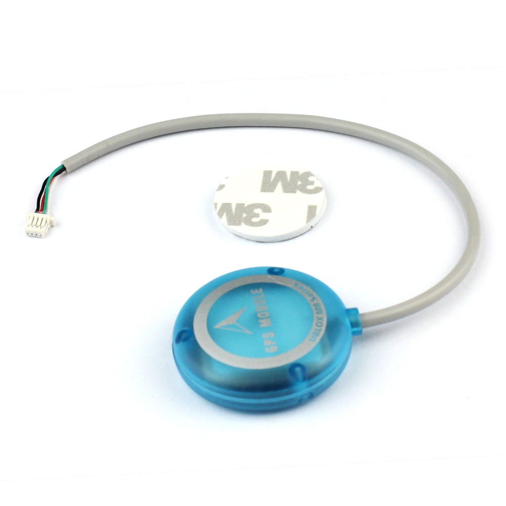 Blau NEO M8N GPS M8 MINI Gps-modul für APM PIX CC3D Naze F3 Flight Controller F18752/54