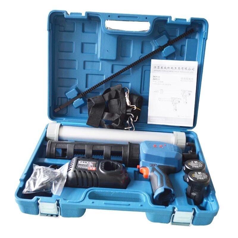 DC12V аккумуляторная батарея электрический беспроводной переносной стекло чеканка силиконовый пистолет
