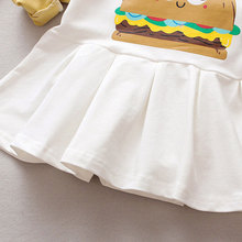 Baby Girl's Dress with Long Sleeves