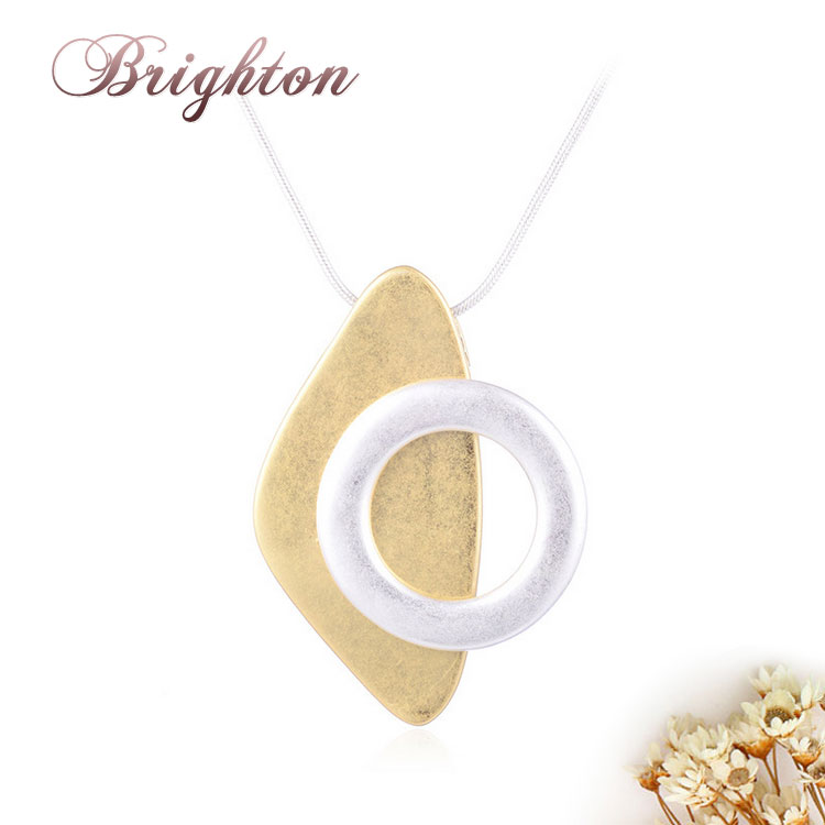 Brighton hot punk polishing drawing hollow round triangle necklaces brighton hot punk polishing drawing hollow round triangle necklaces pendants statement colar unisex jewelry for men women new in pendant necklaces from aloadofball Gallery