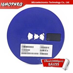 Image 1 - 3000pcs BAV99LT1G SOT23 BAV99 A7 SOT BAV99LT SOT 23 Dual Serie Switching Diode nieuwe en originele IC