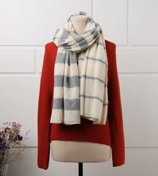 Nieuwe stijlvolle Lady Sjaal Leuke Winter kasjmier Gebreide Sjaal Warme Zachte wol Sjaals Voor Vrouwen Mannen