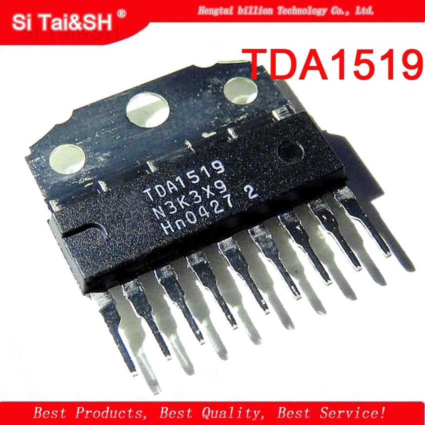 1PCS  TDA1519 TDA1519B  ZIP-9