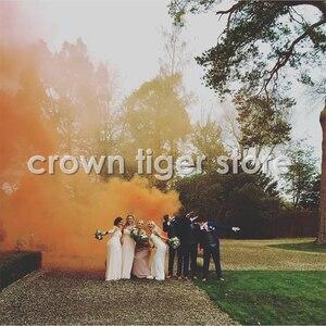 Image 4 - Heißer farbige Magic rauch requisiten für photograp Studio Video backgroud rauch kuchen nebel Pyrotechnik szene magie trick spielzeug für erwachsene