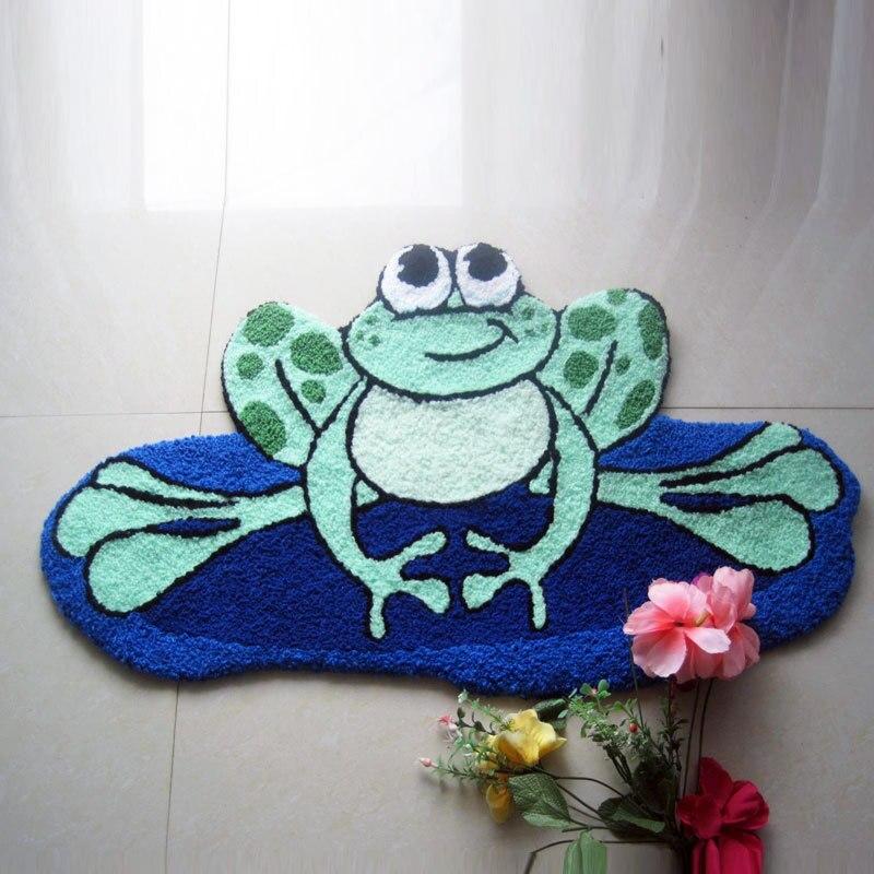 frog bath rug - Popular Frog Bath Rug-Buy Cheap Frog Bath Rug Lots From China Frog