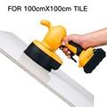 Draagbare Floor Vibrator Tegel Tool 21 v Leveler Van Vloeren En Tegels Leggen Ferramenta Voor Azulejista Tegel Leveling Gereedschap Carrelage