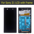 100% Guarantee For Sony For Xperia Z1 L39 l39h LCD Screen With Frame Touch Screen Digitizer Assembly Free Shipping