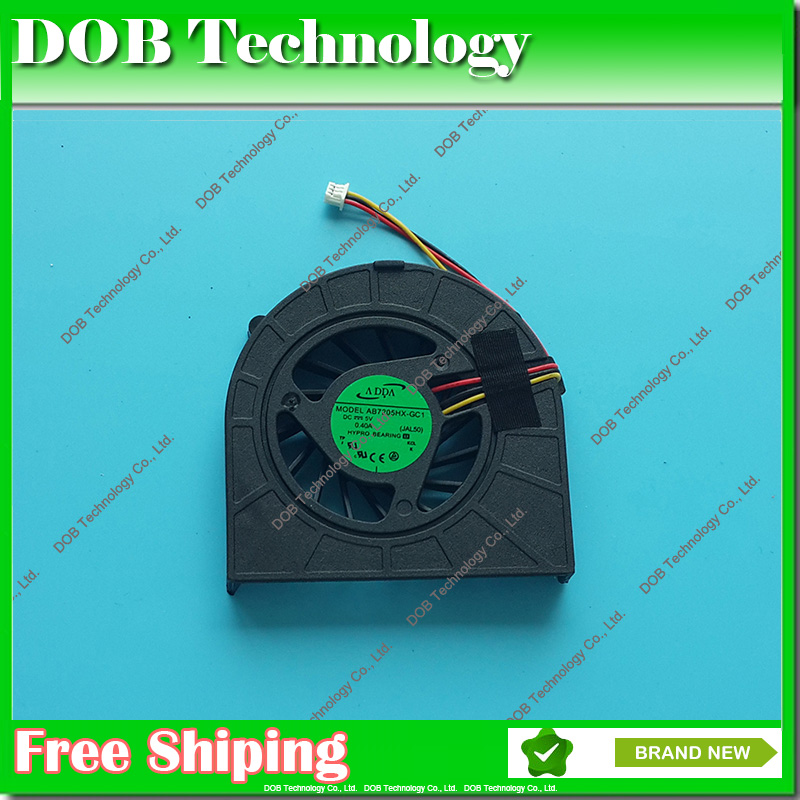 FOR DELL INSPIRON N5010 M5010 CPU COOLING FAN F91G DFB451005M20T 23.10377.001 DC5V 0.5A COOLER FAN