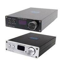 FX Audio D802C PRO Wireless Bluetooth 4.2 Pure Digital Audio Amplifier Support APTX NFC USB/AUX/Optical/Coaxial 24Bit 192Khz