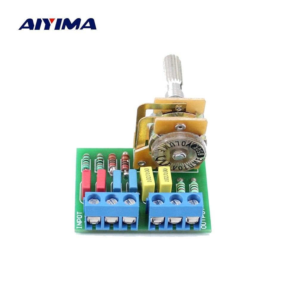 Aiyima 1 pc 16 tipo potenciômetro passivo de 8 pinos b50k potenciômetro de volume potenciômetros elétricos