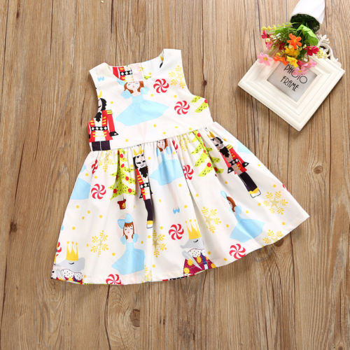 Infant-Girls-Princess-White-Dress-Kids-Baby-Party-Costume-Pageant-Round-Neck-Floral-Summer-Xmas-Sleeveless-Casual-Girl-Dresses-1