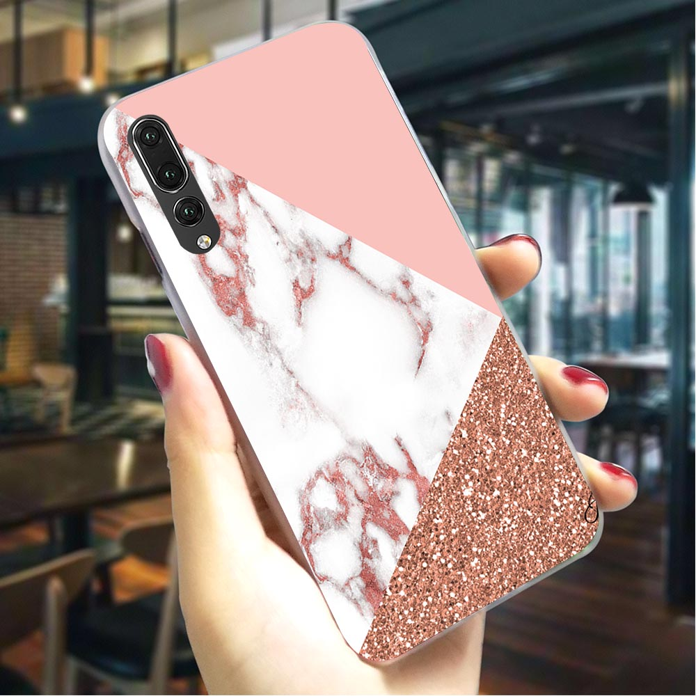 Plastic Phone Case for Huawei <font><b>Honor</b></font> <font><b>9</b></font> <font><b>Lite</b></font> <font><b>Gold</b></font> marble Covers for <font><b>Honor</b></font> 8 <font><b>Lite</b></font> Cover 10 6A 7A Pro 7X 7C Y6 Prime Nova 3i 3 image