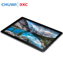 Buy online CHUWI HI10 PLUS 10.8 inch Windows 10 Android 5.1 Tablet PC Intel Cherry Trail X5 Z8350 Quad Core 1.44GH 4G/64G Type-C HDMI