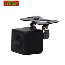 Byncg WG камера заднего вида CCD ночного цвет автомобиль обращая система для универсальной камеры Обратный камера заднего вида Регулируемый угол