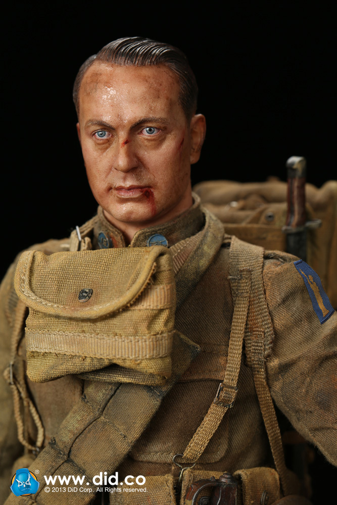 1/6 scale Military figure doll WWI American Expeditionary Force Infantry 12 action figure doll Collectible Figure Plastic Model did1 6 scale doll american expeditionary force infantry special edition super flexible figure model wwi soldier finished product