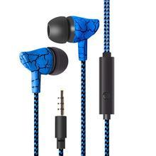 Ostart спортивные наушники музыка трещин наушники супер бас 3,5 мм стерео наушники для iPhone samsung Xiaomi Bluetooth стерео музыка