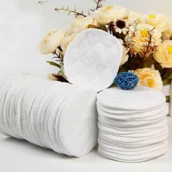 12 шт многоразовые грудные прокладки для кормящих моющиеся мягкие абсорбирующие Детские грудные вскармливающие водонепроницаемые