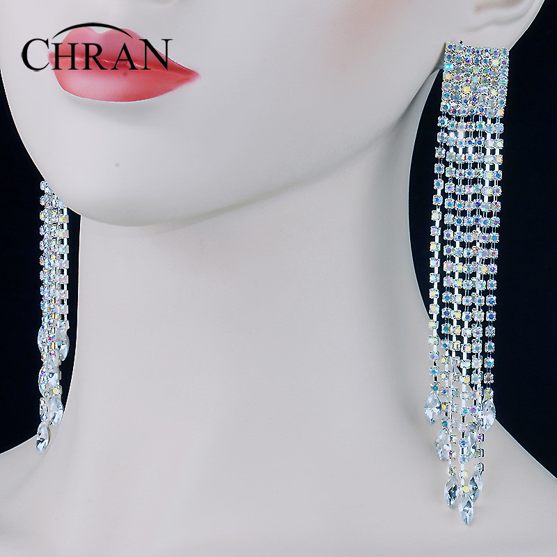 Online Get Cheap Bridal Chandelier Earrings Aliexpress – Cheap Chandelier Earrings