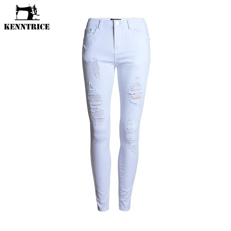Online Get Cheap Women White Jeans -Aliexpress.com | Alibaba Group