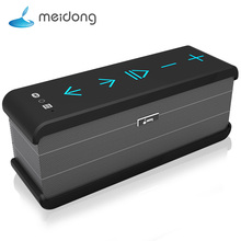 Meidong iChocolate Mini Bluetooth Speaker Subwoofer Stereo Wireless Portable Speaker for Phone Computer Built-in Microphone sc208 wireless bluetooth speaker computer mini dual speaker portable small stereo car subwoofer support bluetooth hot selling