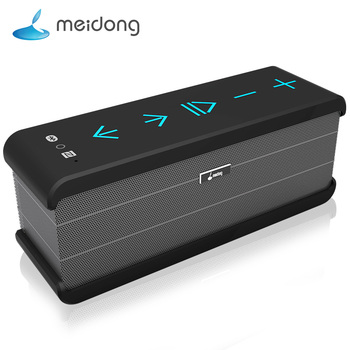Meidong iChocolate Mini Bluetooth Speaker Subwoofer Stereo Wireless Portable Speaker for Phone Computer Built-in Microphone subwoofer