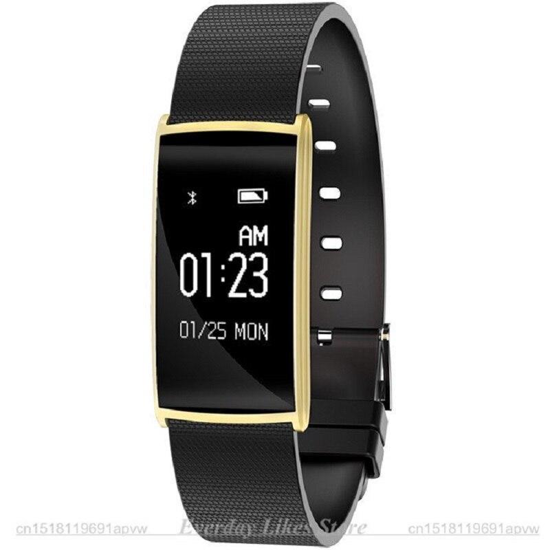 bilder für N108 Plus BT4.0 Smart Armband Blutdruck Sauerstoff Smart fitness Armband Pulsmesser Smartband Smart band Für Android