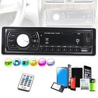 Универсальный 1044 Автомобильный MP3-плеер слот для карты Тип авто стерео аудио в тире FM радио Aux Вход приемник автомобиля радио Лидер продаж